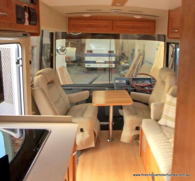motorhome interiors koolah kampers luxury motorhome interior
